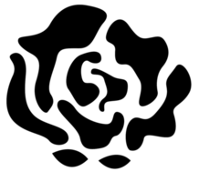 Rose logo png