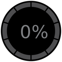 cerchio preloader 0%