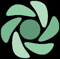 cirkel logotyp turbin png