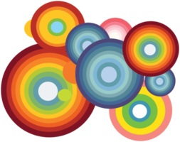cercle rainbo png