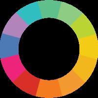 cerchio arcobaleno