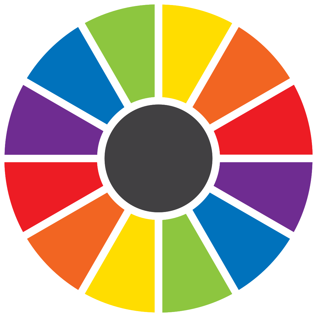 Free Rainbow Spinning Wheel Png With Transparent Background