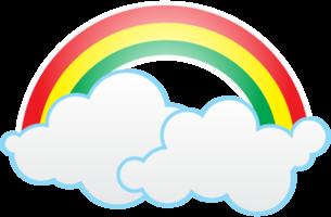 Regenbogen png