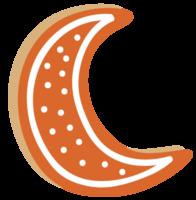 biscotti a mezzaluna luna