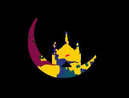 falce di luna ramadan