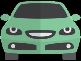 coche sedán