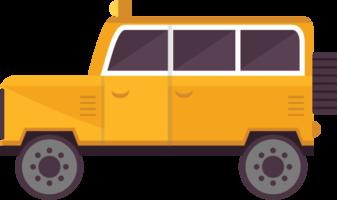 coche todoterreno
