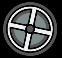 roue de voiture png