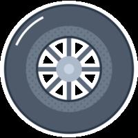 roda de carro