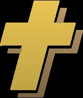 logotipo cruzado