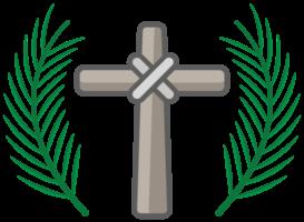 domenica delle palme incrociate