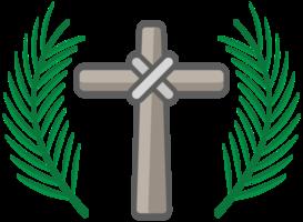 Kreuz Palm Sonntag
