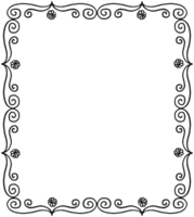 quadro de decoração
