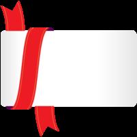 tarjeta de cinta