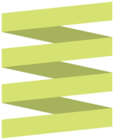 origami band png