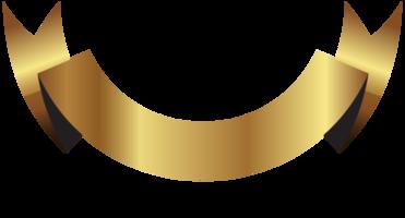 gouden lint png