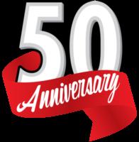 Anniversary ribbon png
