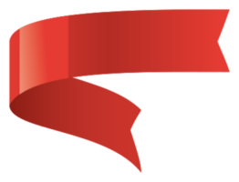 bandeira vermelha brilhante