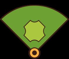 diamant de baseball
