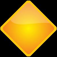 geometrische glanzende diamant png