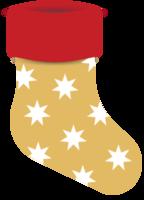 kerstsok decoratie