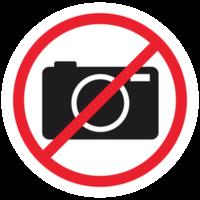 Public forbidden sign camera png
