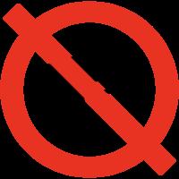 No firearms