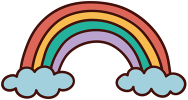 regnbåge png