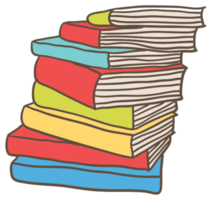 böcker png