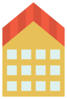 casa de construcción de la ciudad
