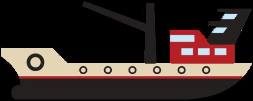 visserij trawler schip
