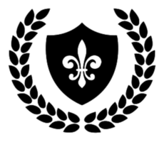 bouclier et couronne png