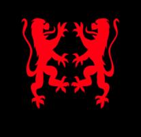 brasão da crista