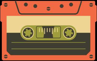 vintage cassettebandje