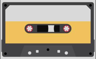 cassette bandje