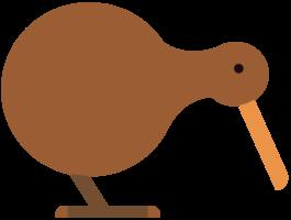 kiwifågel