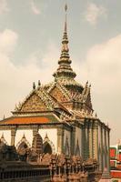 Wat Phra Kaeo, Temple du Bouddha d'émeraude Bangkok, Asie