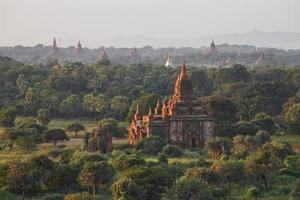 Temples in Bagan photo