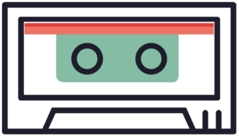 musik kassett
