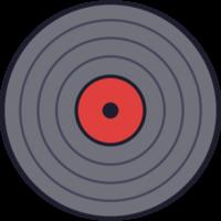 muziek vinyl record