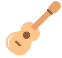 chitarra icona carino musica
