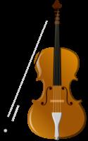 Mariachi muziekinstrument viool