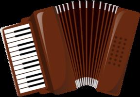 Mariachi Musikinstrument Arcodion