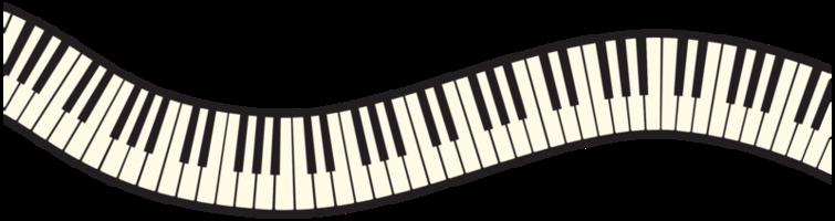 instrumento musical piano