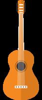 Music instrument guitar accoustic