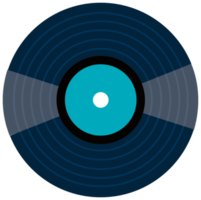 disco de vinilo para instrumentos musicales