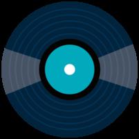 disco de vinil para instrumento musical