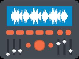 equalizzatore per apparecchiature musicali