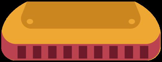 Musikinstrument Mundharmonika