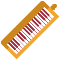 Music instrument melodica